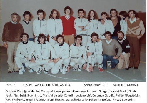 ....dagli archivi del volley..... AMARCORD  9 - anni 70