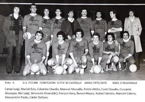 ....dagli archivi del volley..... AMARCORD  6 - anni 70
