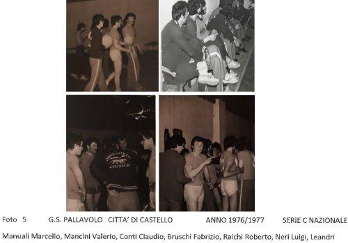 ....dagli archivi del volley..... AMARCORD  7 - anni 70