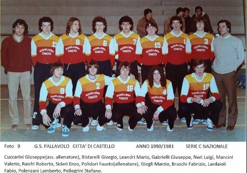 ....dagli archivi del volley..... AMARCORD  11 - anni 80