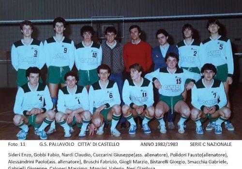 ....dagli archivi del volley..... AMARCORD  13 - anni 80