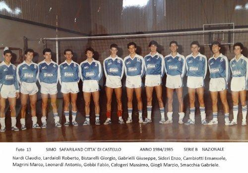 ....dagli archivi del volley..... AMARCORD  15 - anni 80
