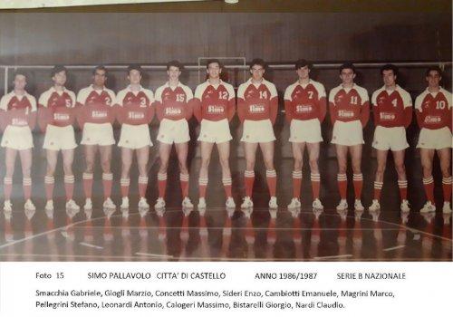 ....dagli archivi del volley..... AMARCORD  17 - anni 80