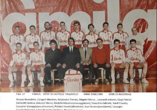 ....dagli archivi del volley..... AMARCORD  19 - anni 80