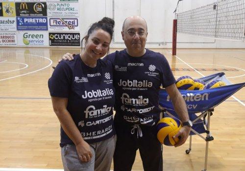 Serie C femminile – Inizia il campionato  Domenica 20 ottobre 2019 ore 17.00 al Palaioan