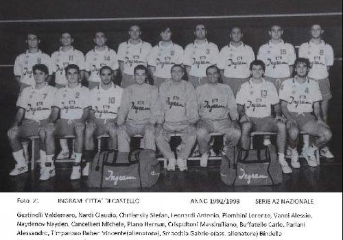 ....dagli archivi del volley..... AMARCORD   23 - anni 90