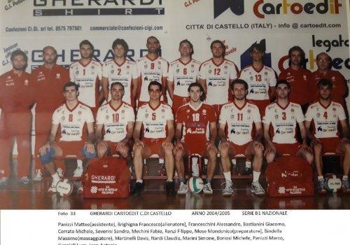 ....dagli archivi del volley..... AMARCORD   35 - anni 2000