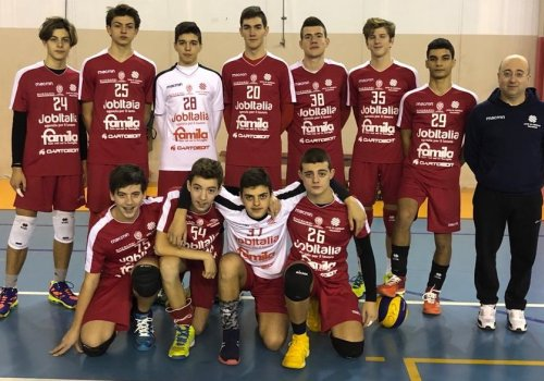 UNDER 16 MASCHILE - 3/0 AL  FOLIGNO