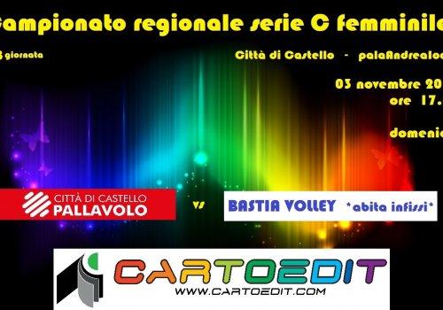 serie C femminile  - 3° di campionato