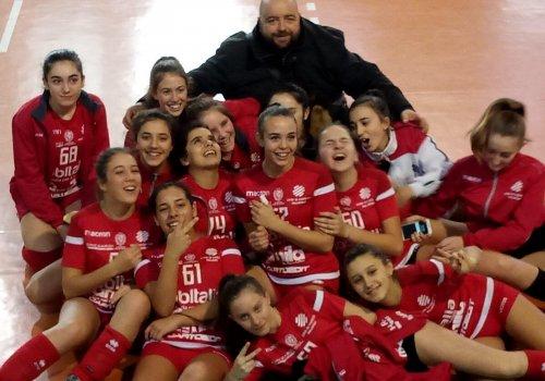 under-14 femminile - 10 Torneo Nazionale Città di Bastia