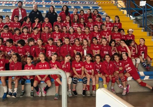 CIRCUITO MINIVOLLEY S3 DELL'ALTOTEVERE