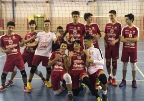 campionato 1° divisione maschile u16