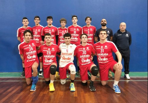 CAMPIONATO 1° DIV - UNDER 18 MASCHILE