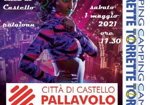 CITTA' DI CASTELLO PALLAVOLO - serie C f. - arriva il Fossato volley