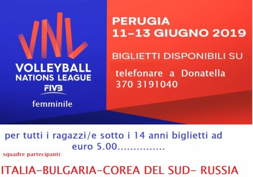 VOLLEY BALL NATIONS LEAGUE