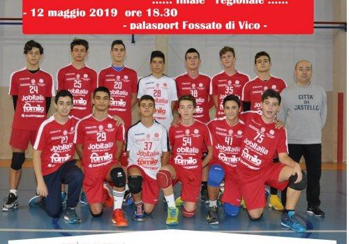 campionato under 16 maschile - finale regionale -