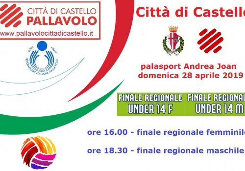 finali regionali under 14 femminili & maschili