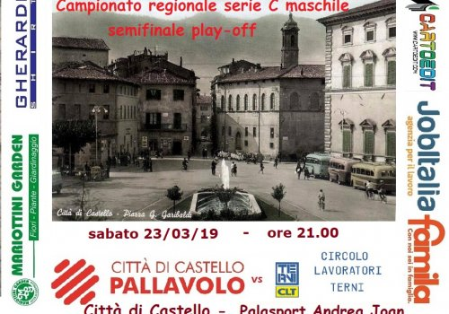 serie C maschile - play off -