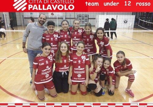 CAMPIONATO UNDER 12 FEMMINILE - girone eccellenza -