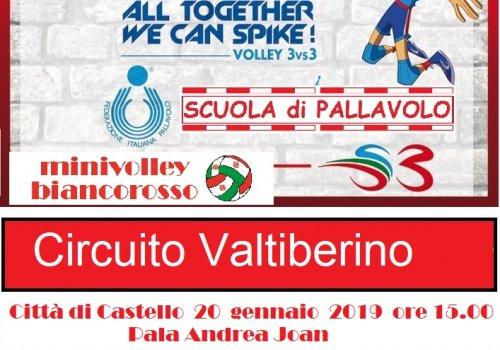 CIRCUITO MINIVOLLEY S3 VALTIBERINO